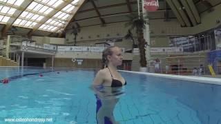 Плавание при грыже шейного отдела позвоночника