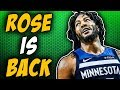 Is Derrick Rose A Superstar Once Again?