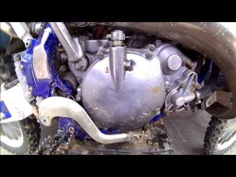 YZ 125 Transmission Fluid Change