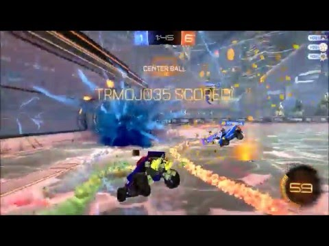 Rocket League (Karma Goller)