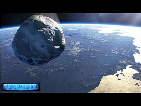 WHOA! Giza Sized Asteroid Nearly Just Hit Earth! HUGE Fire BALL Over Hawaii! 2019