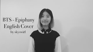 Gambar cover {ENGLISH VER./영어버전} BTS (방탄소년단) Jin (진) - Epiphany Vocal Cover