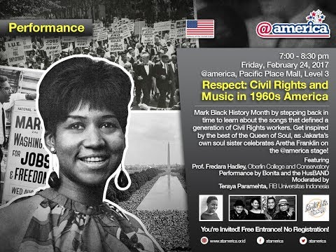Respect: Civil Rights and Music in 1960s America
