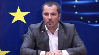 Declaratie de presa a prefectului Capitalei, Mihai-Cristian Atănăsoaei