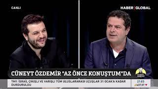 Cüneyt Özdemir, Candaş Tolga'nın sorularını yanıtladı @Cüneyt Özdemir