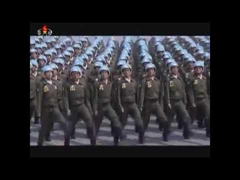 North Korea Military Parade 2017