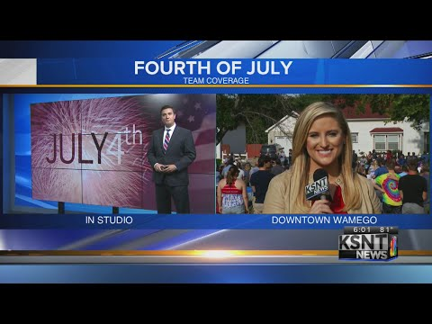 KSNT News at 6: July 4, 2017