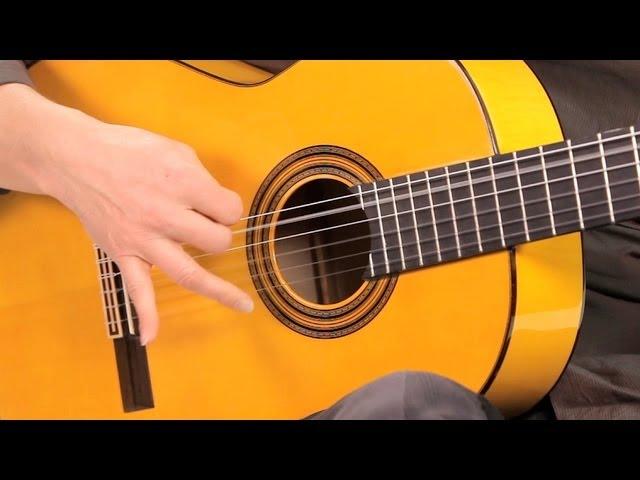 How to Practice Rasgueos | Flamenco Guitar