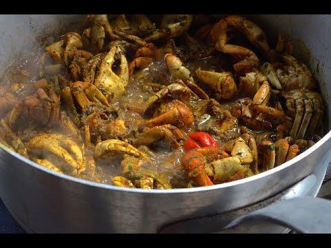 Matoutou de crabes youtube - Recette de cuisine antillaise guadeloupe ...