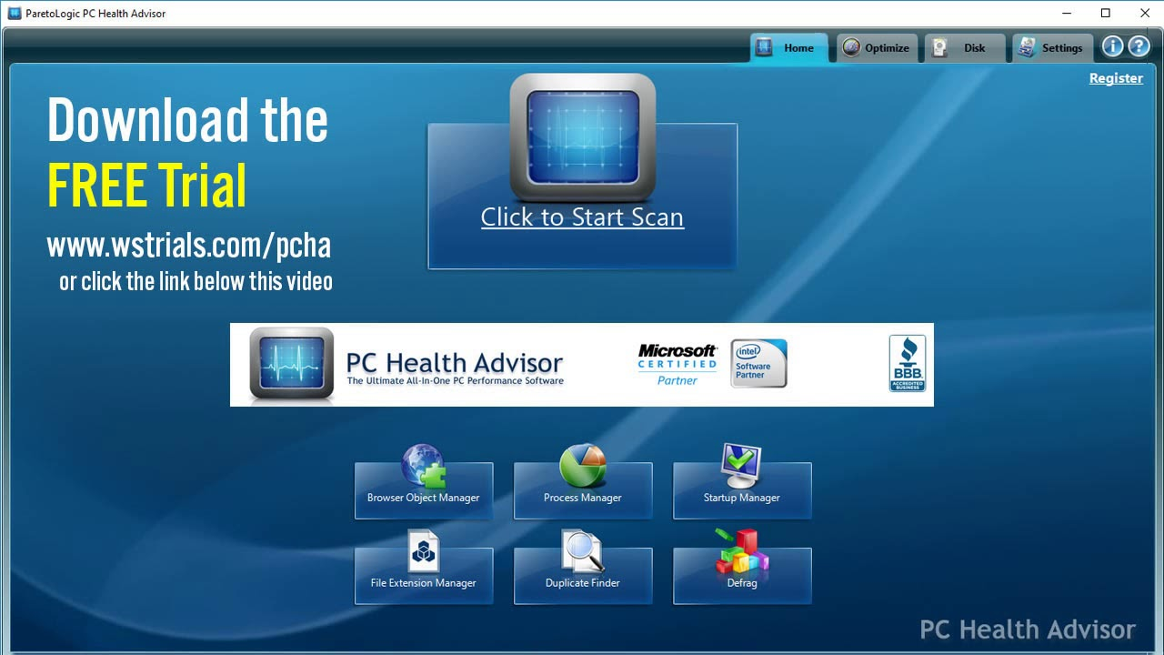 download pc health advisor full version free