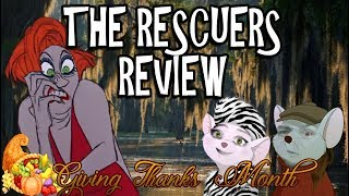 The Rescuers Review