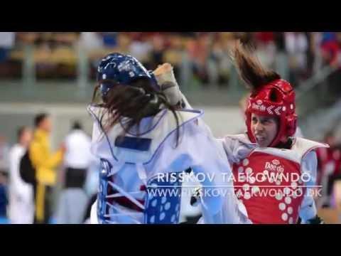 Risskov Taekwondo - kamp trailer 2016