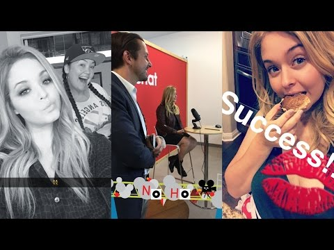 Sasha Pieterse  Snapchat Videos