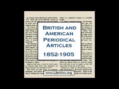 British and American Periodical Articles 1852~1905 by Various #audiobook