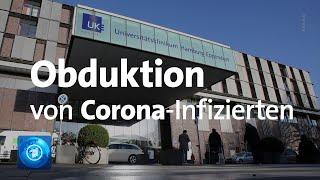 Erkenntnisse aus obduktionen von corona-infizierten