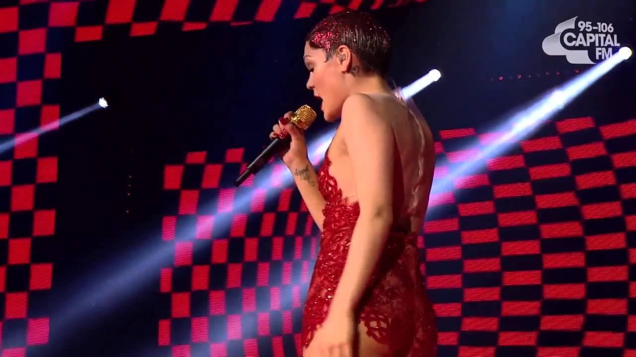 Jessie J | 'Domino' | Live Performance, Jingle Bell Ball ...