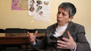 أخبار عربية - الناشطة الحقوقية هناء ادوارد: النساء في الموصل يستخدمن كدروع بشرية من قبل داعش