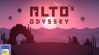 Alto's Odyssey: Maya & Felipe, Wall Riding & More + iOS iPhone Gameplay Walkthrough (by Snowman)