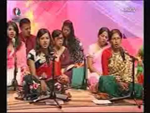 Kabirpanthi Maha Sabha Mauritius member presenting Kabir BHAJAN on Mauritius Broadcasting coorperati