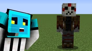 Minecraft Horror Movie Monsters Mod