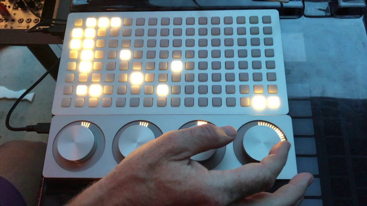 MUFF WIGGLER :: View topic - New monome module - ansible