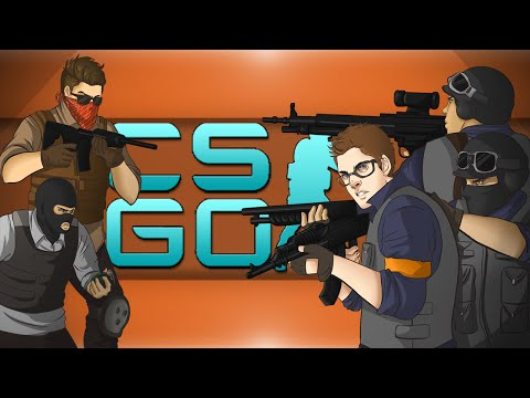 CSGO! - BAN ROULETTE, HILARIOUS LOBBY MOMENTS, DANK MEMES! (CS:GO Funny Moments)