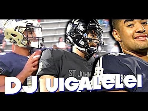 🔥🔥 Top Sophomore Quarter Back In The Nation  ??  DJ Uiagalelei  | St. John Bosco (CA)