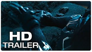 BLACK PANTHER International Trailer #4 (New Movie Trailer 2018) Marvel Superhero Movie HD