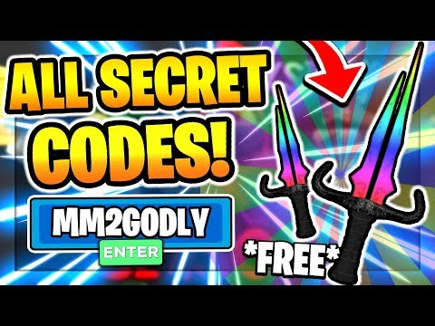 May All New Murder Mystery 2 Codes 2020 Roblox Youtube