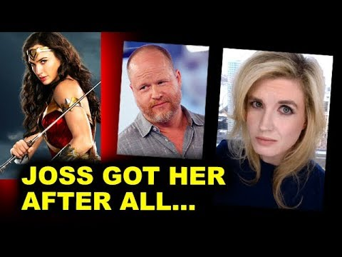 Justice League  Wonder Woman vs Joss Whedon BREAKDOWN
