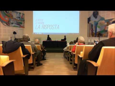 Mons  Avondios - conferenza a Segrate del  21/02/17