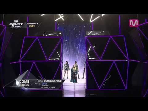 2NE1 Come Back Home (LAST Comeback stage)