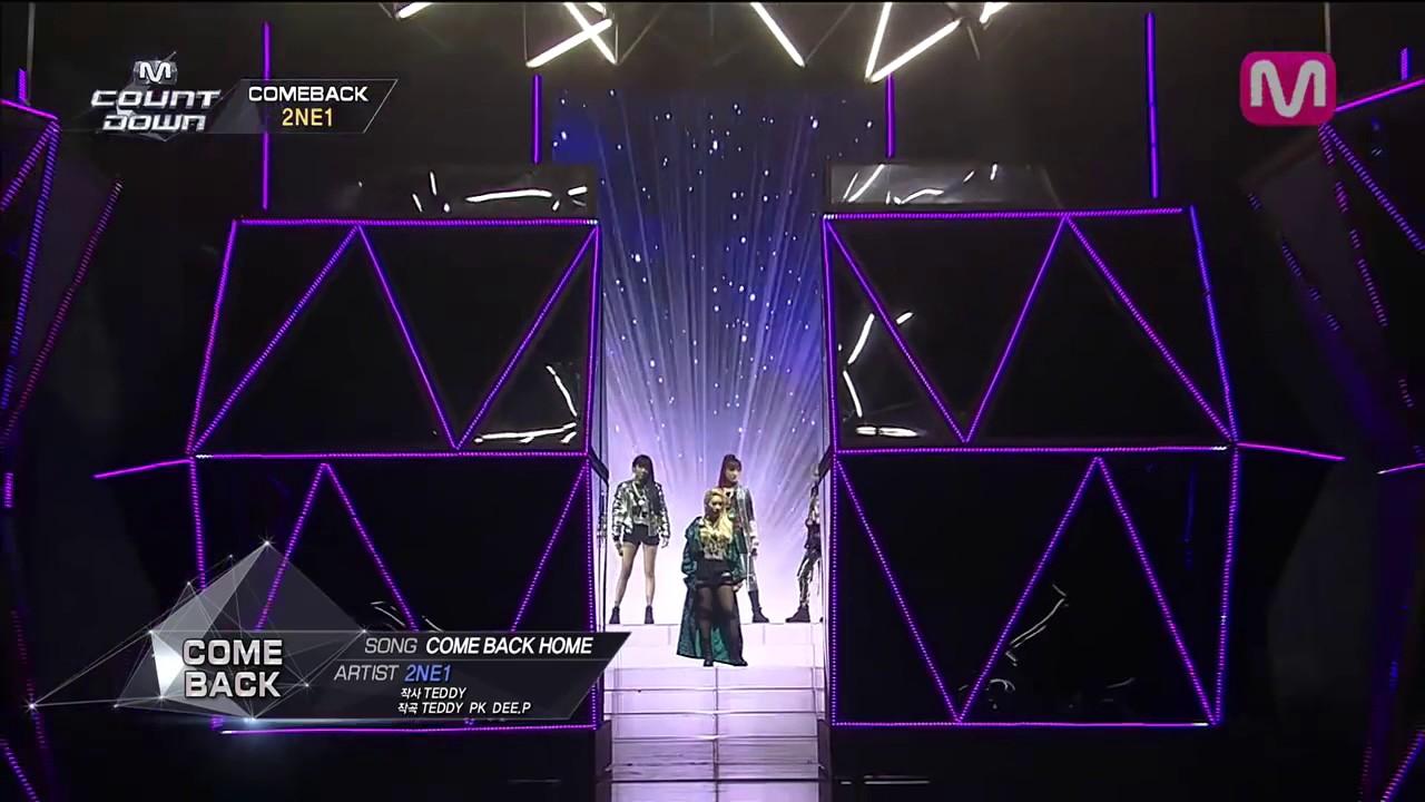 2ne1 come back home last comeback stage youtube - 2ne1 come back home wallpaper ...