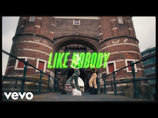 VAVO, TalkSick - Like Nobody (Official Video)