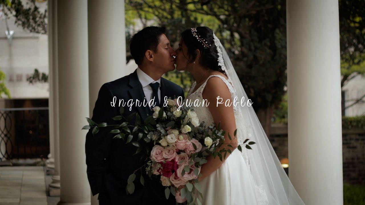 Ingrid & Juan Pablo Highlight Teaser   St. Patrick Roman Catholic Church   Richmond, VA