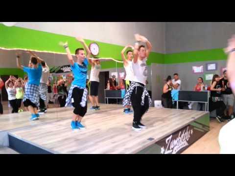 Bailoterapia reggaeton para bajar de peso 2014 dodge