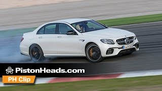 Mercedes-AMG E63 S 4Matic+ | Drift Mode demonstration | PH Clip