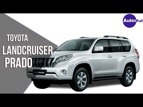 Toyota Prado TXL 2017 Full Review
