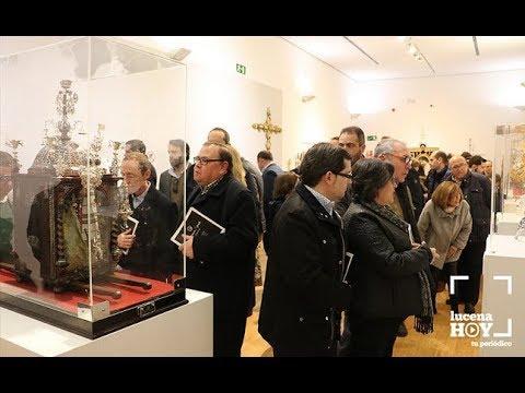 VÍDEO: La Agrupación de Cofradías celebra 75 años con una magna exposición de patrimonio cofrade