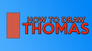 How to Draw - Thomas was Alone