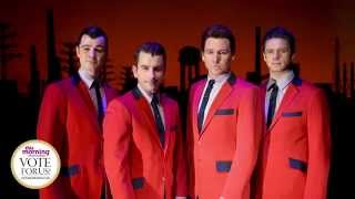 Vote for Jersey Boys