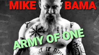 ARMY of ONE - Mike Bama
