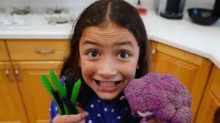 Broccoli Cupcakes | Divertida Canción en Español