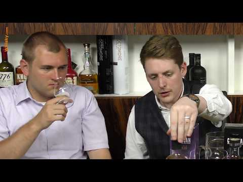 Whisky Review/Tasting: Cu Bocan with Scott Adamson