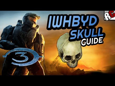 Halo 3 - IWHBYD Skull Walkthrough - Achievement Guide - How to find iwhbyd skull