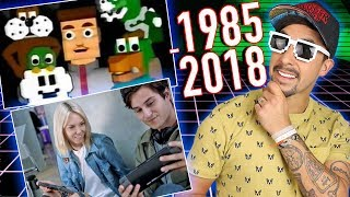 THE HISTORY OF NINTENDO LAUNCH COMMERCIALS 1985-2018