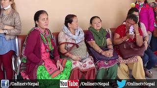 बाजुराको घाइतेको अवस्था चिन्ताजनक, अस्पतालमा आफन्तको रुवाबासी  - Nepal Army Plane Crash Bajura