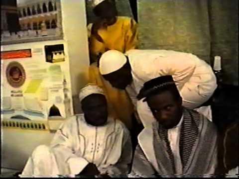 AL-FATHI MOSQUE BREMEN  MAULID NABI 2010 PART 3