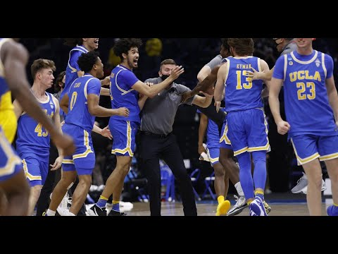 Johnny Juzang gets a surprise visit during NCAA Tournament's ...