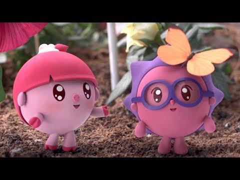 Малышарики - Я иду искать!- серия 122- обучающие мультфильмы для малышей 0-4